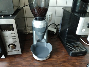 Graef CM 800 coffee collector