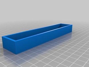 Backlight box for Prusa i3