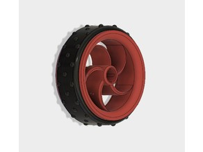 Wheel + 3 Tyres