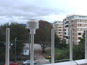 Humidity and Temperature Sensor Housing