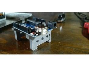 DIN Rail Mounts - (Arduino UNO - BTS7960 - WCS1700 - Others)