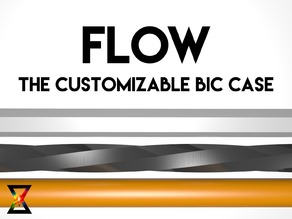 Flow-The customizable Bic case
