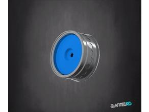 1-10 RC Wheel Design #1 Design by SlantedRC