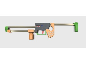 CRAZY CROSSBOW (Mussy Design)