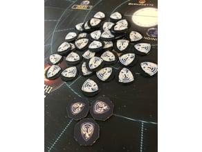 Firefly The Game - Alliance Alert tokens