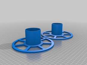 XYZ Da Vinci 3d Printer Cartridge Spool