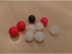 Ball compatible with Lego Mindstorms