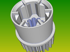 Pinion gear for packing food processor Сentek.