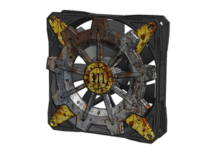 120mm Vault 111 Fan Shroud