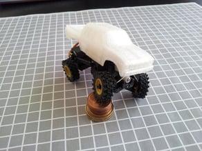 OpenRC - 2WD micro crawler