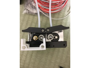 Anet A8M extruder Filament guide