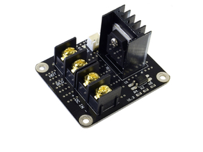 MosFet mounting box