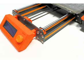 Original Prusa i3 MK3 MK3S 3030 T-Slot Extrusion Channel Cover Set