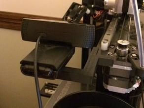 MakerGear M2 camera mount (dual extruder)