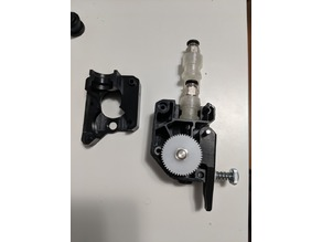 FYSETC extruder M7 bowden coupler adapter