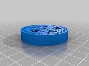 My Customized Herringbone Planetary Gear/Bearing .12 clearance