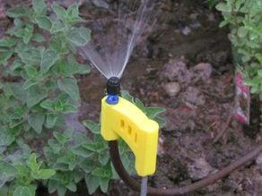 Drip Irrigation Sprinkler Holder