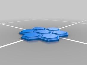 Open WarHex - Baseplates
