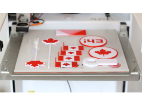 Canada Day Party Pack