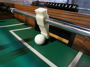 Printable Foosball Player