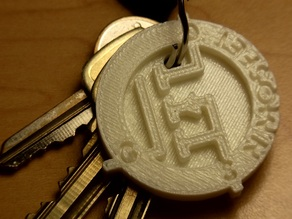 MOSFET Key Chain