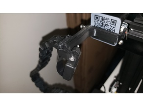 Ender 3 Pi Camera Mount (Chain Link Connector)