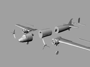 Douglas DC-3 / C-47 /DC3 / C47 / DC 3 / C 47