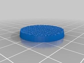 Micro Brick Cross Coffee Tabletop Miniature Bases