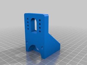 Scalar Front / Back fan cooling fan duct