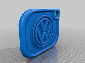 Volkswagen keychain