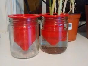 Jar Planter Openscad