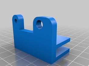 Bulldog Lite Extruder mount for Prusa i3 frames