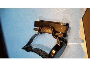 Watch repair clamp