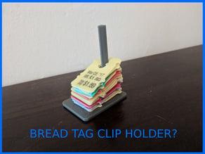 Bread Clip Holder