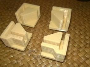 Feet for PrintrBot Simple Metal