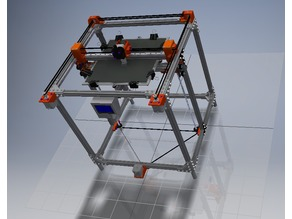 DoubleG CoreXY 3D printer (remix)