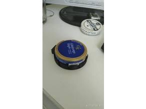 Snuff(snus) Cooler for Car Vent