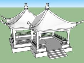 Chinese pavilion 1