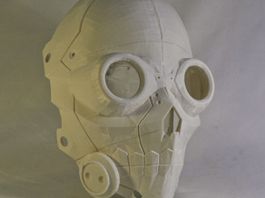 Death Gun Mask Scaled and Split