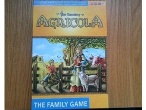 Agricola family ed. storage