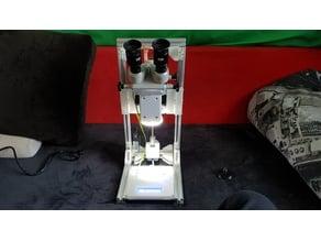 Motorized Microscope Frame