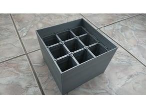 Carcassonne Tile Grid Holder