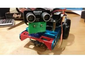 MakeBlock Ultrasonic Sensor Servo Mount