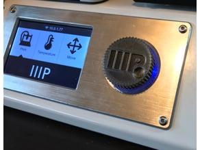 MP Select Mini Spike Knob