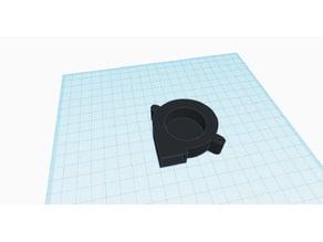 50mm Blower Fan Shape for design assistance