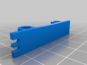 Tweaker 180 holder for 1x LED bar