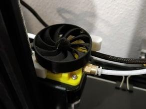 Extruder rotation vizualizer turbine ( Creality CR 10 )