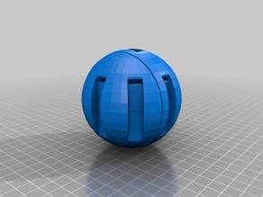 Airsoft Flash Grenade