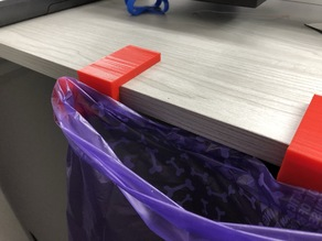 Filament Scraps Bag Holder (Universally Scalable for all Table Sizes)