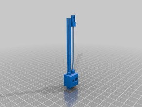 Upgrade your E3D Hotend with Screw-On Thermistor